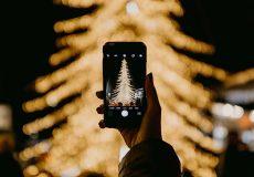 Ideias de campanhas de Natal nas redes sociais para pequenos negócios
