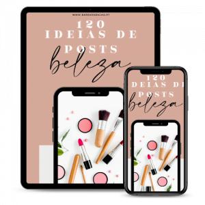 120 ideias de posts de beleza