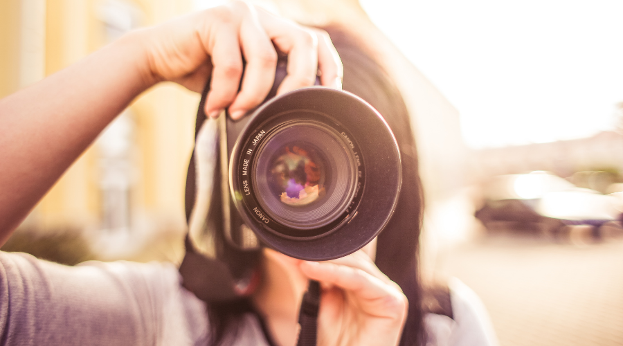 Como definir a persona na fotografia